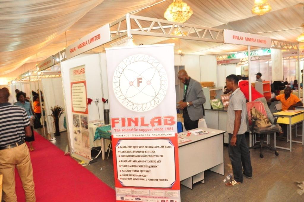 tosse exhibition stands